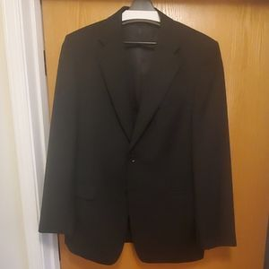 Express 2-Button Suit Coat Jacket Size 42  R